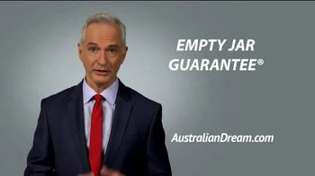 Australian Dream Arthritis Pain Relief Cream TV Spot, 'Empty Jar Guarantee' - Thumbnail 5