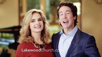 Lakewood Church TV Spot, 'Visit Lakewood' Featuring Joel & Victoria Osteen