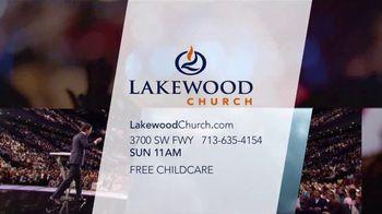 Lakewood Church TV Spot, 'Visit Lakewood' Featuring Joel & Victoria Osteen - Thumbnail 9