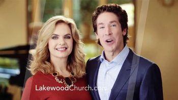Lakewood Church TV Spot, 'Visit Lakewood' Featuring Joel & Victoria Osteen - Thumbnail 2