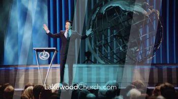 Lakewood Church TV Spot, 'Visit Lakewood' Featuring Joel & Victoria Osteen - Thumbnail 6