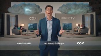 Cox Communications Contour TV + High Speed Internet TV Spot, 'Whatever the Weather' - Thumbnail 2