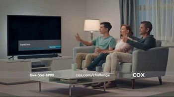 Cox Communications Contour TV + High Speed Internet TV Spot, 'Whatever the Weather' - Thumbnail 4