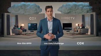 Cox Communications Contour TV + High Speed Internet TV Spot, 'Whatever the Weather' - Thumbnail 8