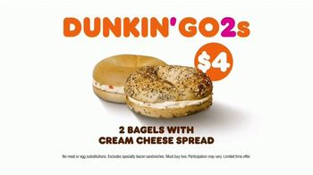 Dunkin' Go2s TV Spot, 'No Better Two' - Thumbnail 9