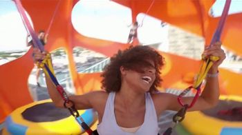 Royal Caribbean Cruise Lines TV Spot, 'More Living: Best Life' Song by Spencer Ludwig