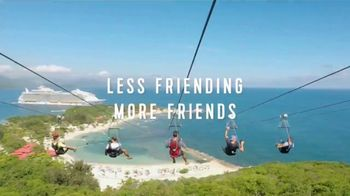 Royal Caribbean Cruise Lines TV Spot, 'More Living: Best Life' Song by Spencer Ludwig - Thumbnail 6