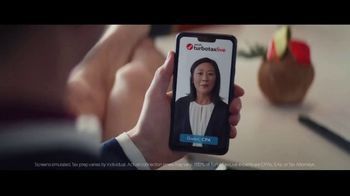 TurboTax Live TV Spot, 'Compensating' - Thumbnail 1