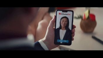 TurboTax Live TV Spot, 'Compensating' - Thumbnail 3