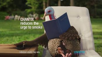 Chantix TV Spot, \'Slow Turkey\'