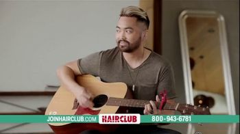 Hair Club TV Spot, \'Life Is Too Short\'