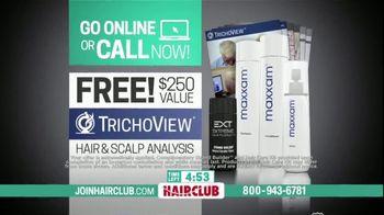 Hair Club TV Spot, 'Life Is Too Short' - Thumbnail 10
