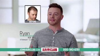 Hair Club TV Spot, 'Life Is Too Short' - Thumbnail 2