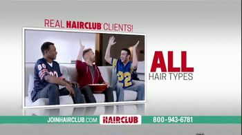 Hair Club TV Spot, 'Life Is Too Short'