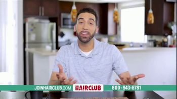 Hair Club TV Spot, 'Life Is Too Short' - Thumbnail 5