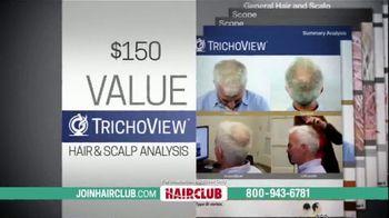 Hair Club TV Spot, 'Life Is Too Short' - Thumbnail 9