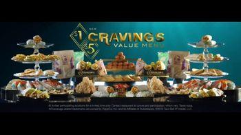 Taco Bell $5 Chalupa Cravings Box TV Spot, 'Box of Wonders' - Thumbnail 7