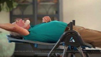 Teeter Hang Ups TV Spot, 'Natural Back Pain Relief' - Thumbnail 2