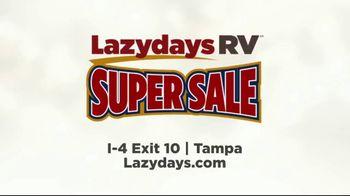 Lazydays SuperSale TV Spot, '2019 Starcraft Mossy Oak' - Thumbnail 5