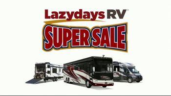 Lazydays SuperSale TV Spot, '2019 Starcraft Mossy Oak' - Thumbnail 1