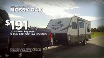 Lazydays SuperSale TV Spot, '2019 Starcraft Mossy Oak' - Thumbnail 4