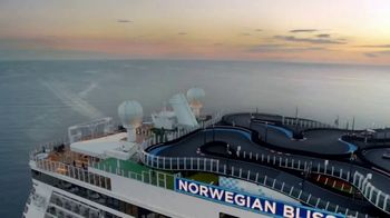 Norwegian Cruise Lines New Year Big Savings TV Spot, 'Out Here You're Free' Song by Andy Grammer