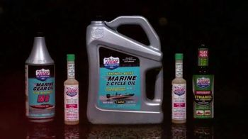 Lucas Marine Products TV Spot, \'A Good Product Shot\'
