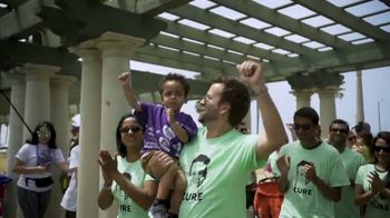 Cystic Fibrosis Foundation TV Spot, 'Great Strides Walk' - Thumbnail 5