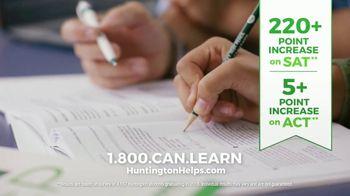 Huntington Learning Center TV Spot, 'Test Prep Stress' - Thumbnail 7