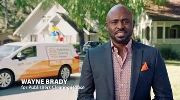 Publishers Clearing House Forever Prize TV Spot, 'Leave a Legacy' Featuring Wayne Brady - Thumbnail 1