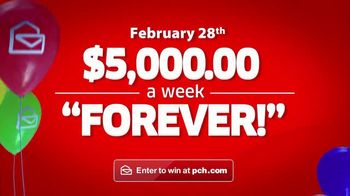 Publishers Clearing House Forever Prize TV Spot, 'Leave a Legacy' Featuring Wayne Brady - Thumbnail 8