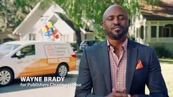 Publishers Clearing House Forever Prize TV Spot, 'Leave a Legacy' Featuring Wayne Brady - Thumbnail 2