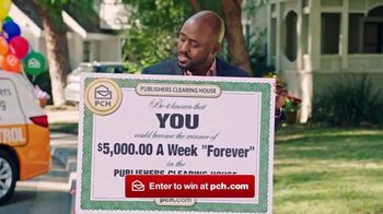 Publishers Clearing House Forever Prize TV Spot, 'Leave a Legacy' Featuring Wayne Brady