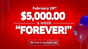 Publishers Clearing House Forever Prize TV Spot, 'Win Big Money' Featuring Wayne Brady - Thumbnail 8