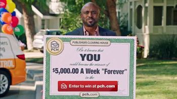 Publishers Clearing House Forever Prize TV Spot, 'Win Big Money' Featuring Wayne Brady - Thumbnail 2