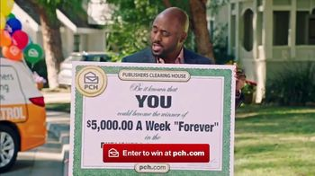 Publishers Clearing House Forever Prize TV Spot, 'Win Big Money' Featuring Wayne Brady - Thumbnail 3