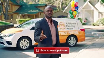 Publishers Clearing House Forever Prize TV Spot, 'Win Big Money' Featuring Wayne Brady - Thumbnail 4