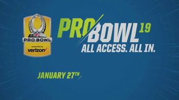 NFL TV Spot, '2019 Pro Bowl: Tickets Available' - Thumbnail 8