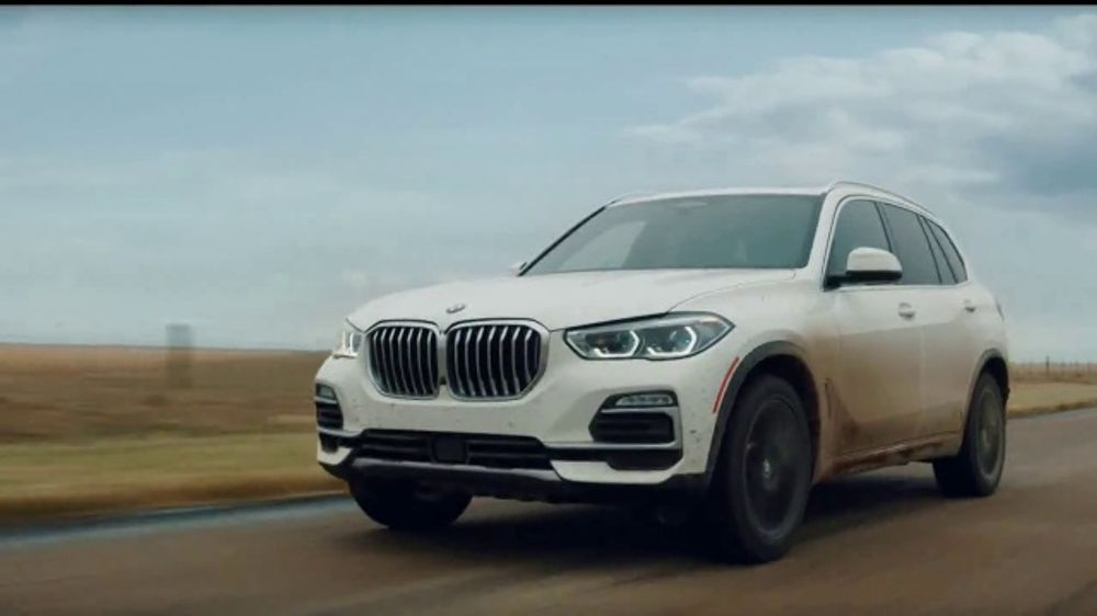 2019 Bmw X5 Tv Commercial Turns T1 Video