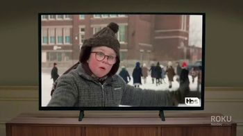 Roku Black Friday Deals TV Spot, 'Holidays: A Funny Surprise' - Thumbnail 4