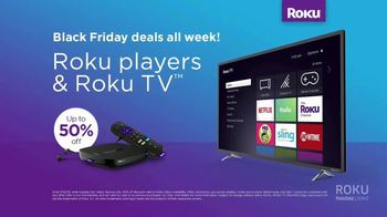 Roku Black Friday Deals TV Spot, 'Holidays: A Funny Surprise' - Thumbnail 9
