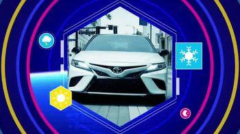 Toyota TV Spot, 'Weather Update' [T2] - Thumbnail 2