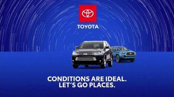 Toyota TV Spot, 'Weather Update' [T2] - Thumbnail 7