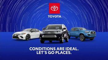 Toyota TV Spot, 'Weather Update' [T2] - Thumbnail 8
