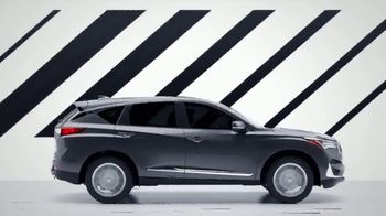2019 Acura RDX TV Spot, 'Designed: City: AWD' [T2] - 32 commercial airings