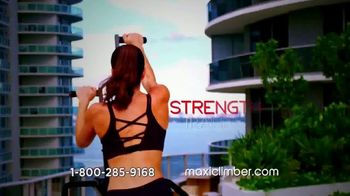 MaxiClimber XL TV Spot, 'Challenge Your Body'