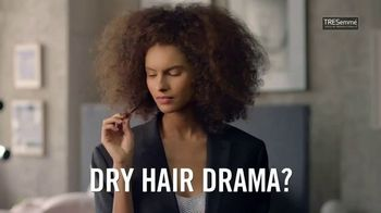 TRESemmé Ultimate Hydration TV Spot, 'Dry Hair Drama' - Thumbnail 1