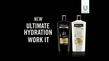 TRESemmé Ultimate Hydration TV Spot, 'Dry Hair Drama' - Thumbnail 9