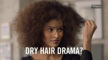 TRESemmé Ultimate Hydration TV Spot, 'Dry Hair Drama'