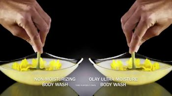 Olay Ultra Moisture Body Wash TV Spot, 'Give Skin the Nourishment It Needs' - Thumbnail 5